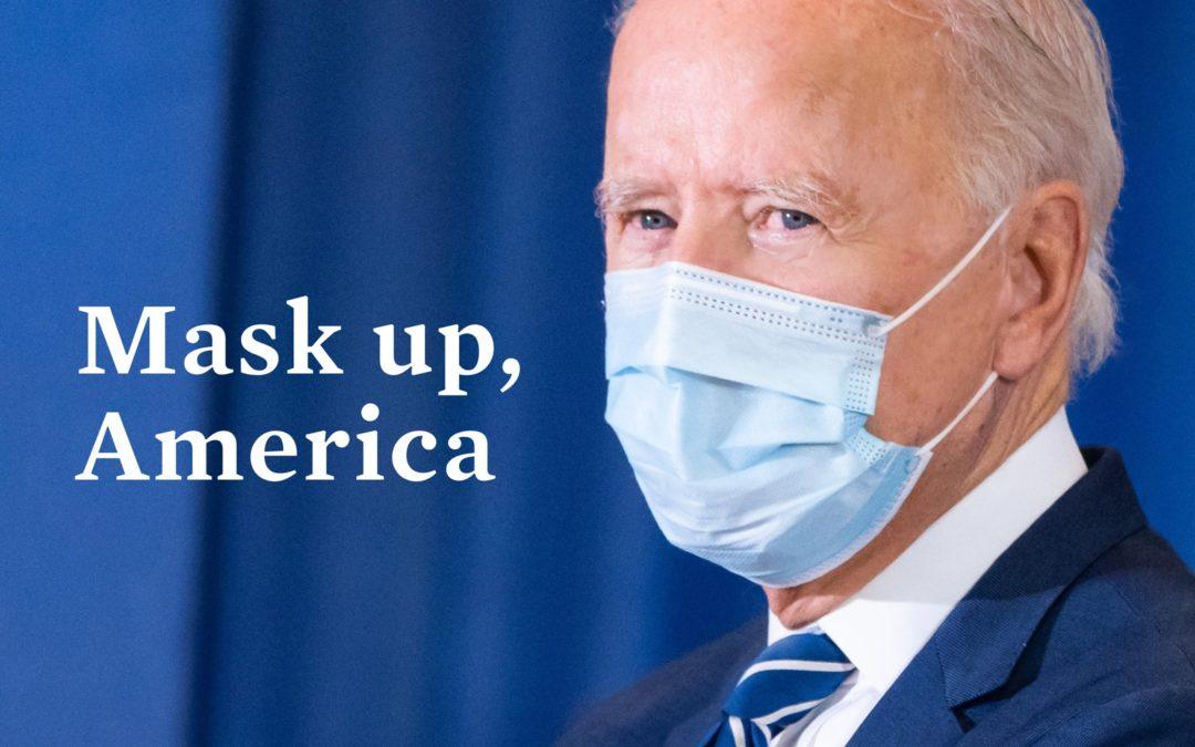No final do dia, a posse do democrata Joseph Biden, triunfou sobre o golpe de estado.