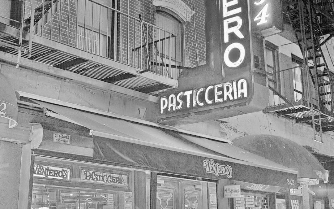 Sonho italiano em Manhattan